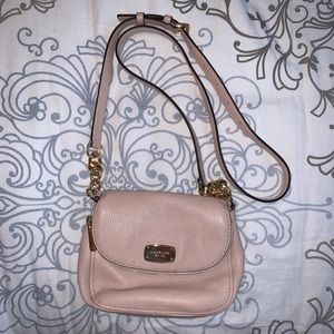 Michael Kors Soft Pink Small Crossbody